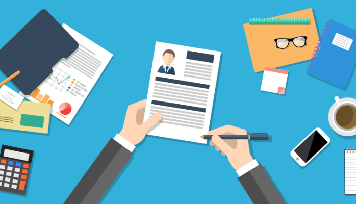 Thông tin về kinh nghiệm làm việc trong cv xin việc