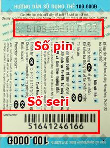 thẻ cào viettel
