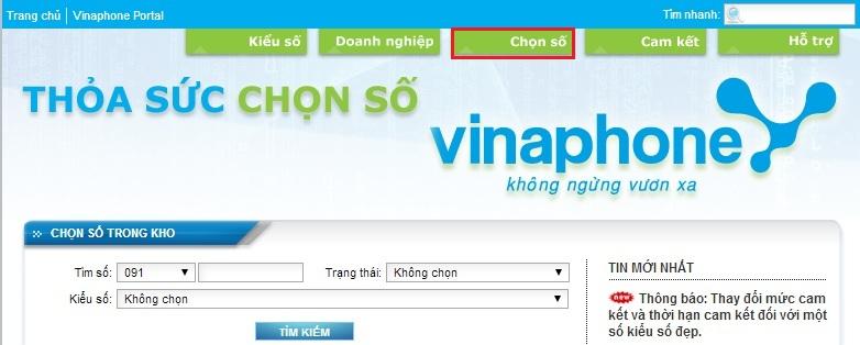website-chon-so-Vinaphone