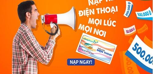 Đại lý phân phối thẻ cào giá sỉ uy tín nhất Việt Nam