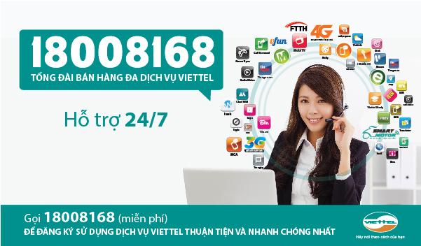 Tổng đài Viettel và những hotline chăm sóc khách hàng
