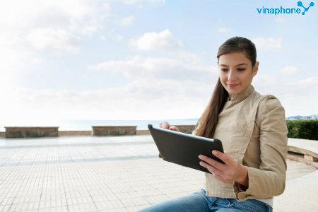 Hướng dẫn đăng ký gói cước 3G khủng Max200 của Vinaphone