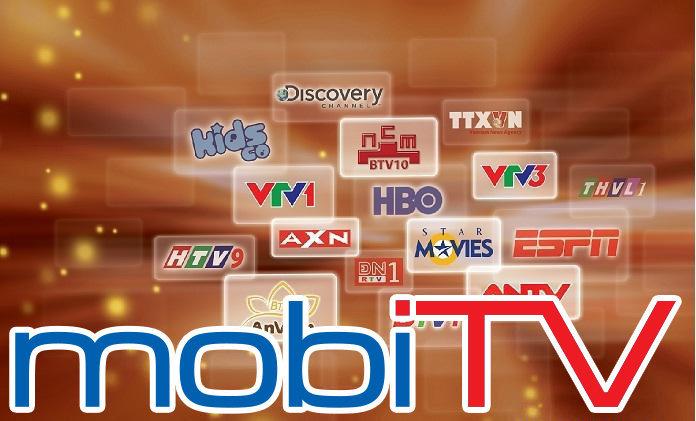 Thỏa thích xem phim bom tấn cùng các kênh truyền hình với Mobile TV Mobifone.
