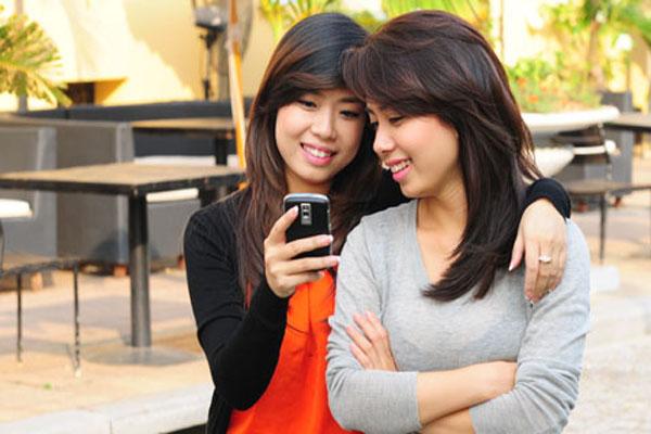 Cước phí và cú pháp nhắn tin quốc tế Mobifone
