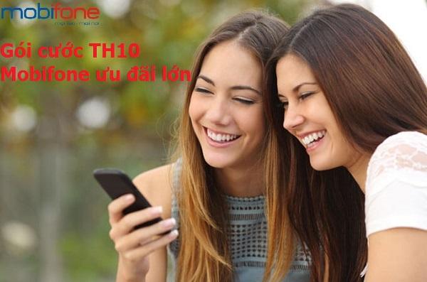 Học cách đăng kí gói cước TH10 Mobifone