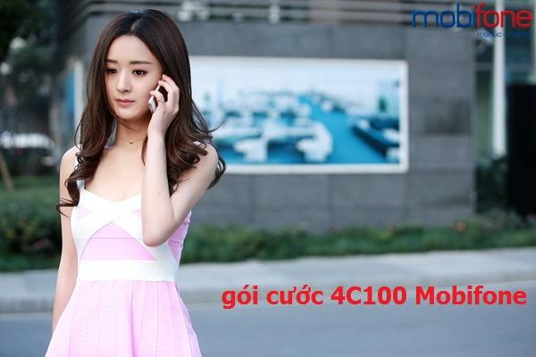 Hướng dẫn đăng kí gói cước 4C100 Mobifone