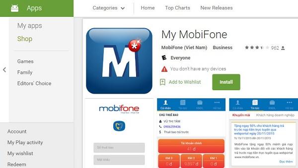 Hướng dẫn chi tiết cách đăng ký dịch vụ My Mobifone ưu đãi nhất
