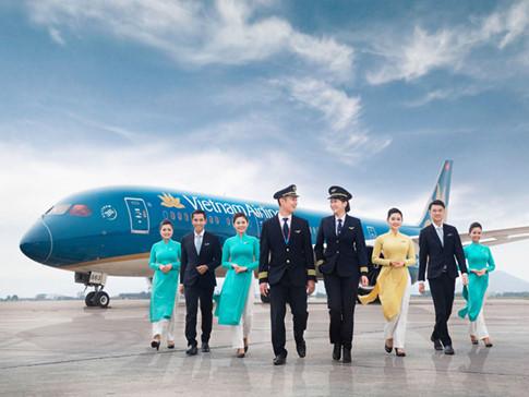 Vivu du lịch cùng Vietnam Airlines trong tháng 8, 9, 10/2017 với giá chỉ từ 399K