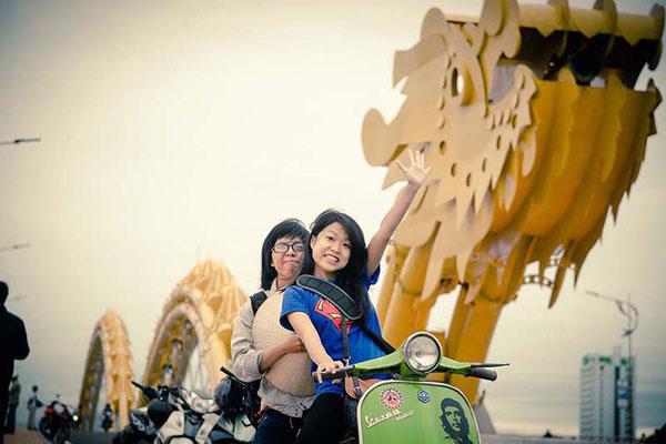Cầu Rồng - Cây cầu kiến trúc hình tượng Rồng vàng dài nhất Việt Nam