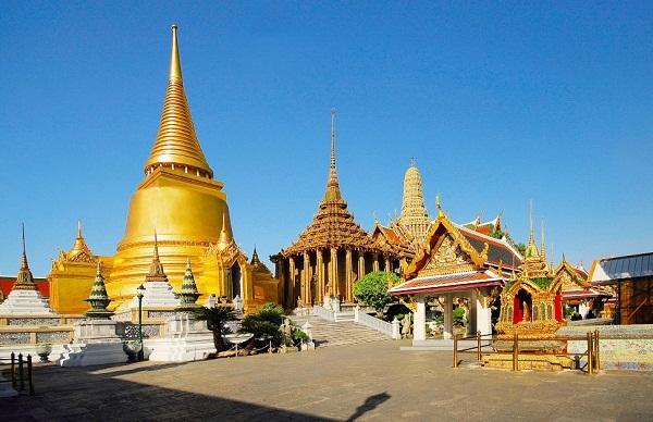Thỏa sức du lịch Thái Lan cùng vé máy bay giá rẻ