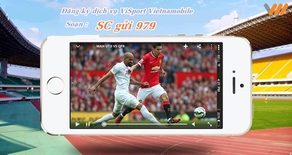 Hướng dẫn chi tiết cách đăng ký dịch vụ ViSport Vietnamobile