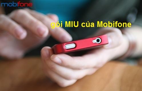 Cách đăng ký gói MIU của Mobifone đơn giản nhất