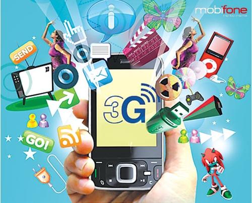 Mua sim 3G Mobifone F500 tặng 60GB- 1 năm không cần nạp tiền