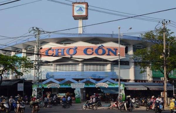 Vi vu 3 khu chợ nổi tiếng nhất Đà Nẵng