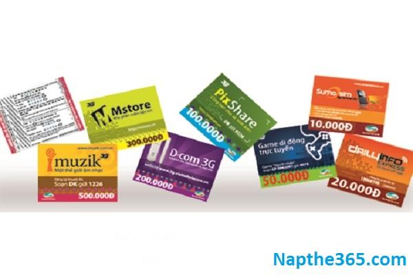 Các mệnh giá thẻ cào Viettel được sử dụng phổ biến nhất hiện nay