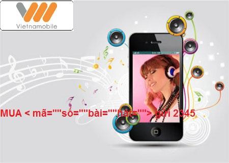 3 cách mua và tải nhạc chờ mạng Vietnamobile hay nhất