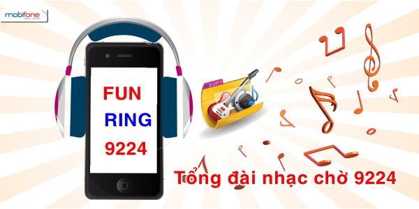 Hướng dẫn nhanh cách tải nhạc chờ mạng Mobifone
