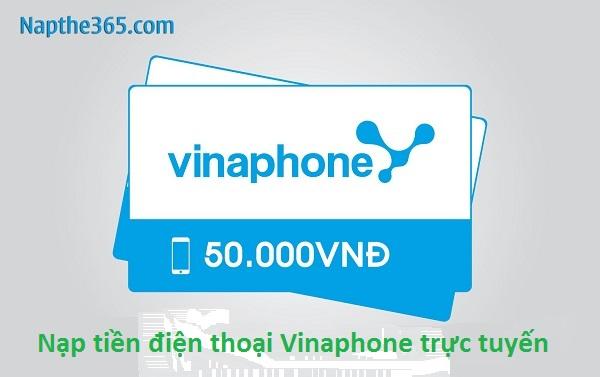 Các cách nạp thẻ cào Vinaphone vào tài khoản điện thoại