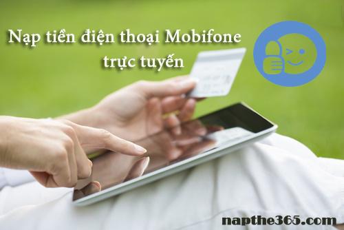 Các cách nạp thẻ cào Mobifone vào tài khoản dế yêu