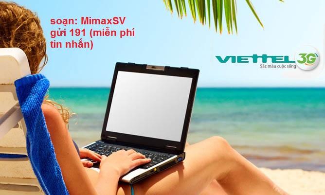 Hướng dẫn chi tiết cách đăng ký gói cước 3G Viettel