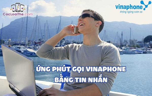 Hướng dẫn ứng phút gọi Vinaphone bằng tin nhắn miễn phí