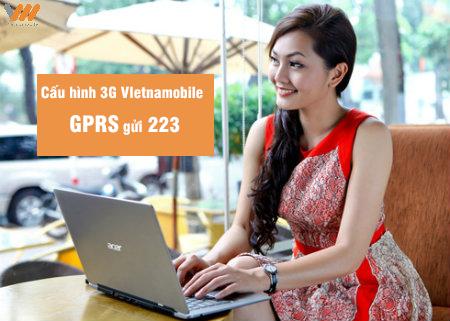 Hướng dẫn nhanh chóng cách cấu hình 3G Vietnamobile cho Blackberry