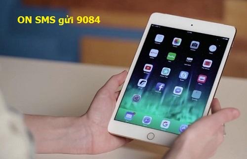 Hướng dẫn nhanh cách đăng ký 3G Mobifone cho iPad
