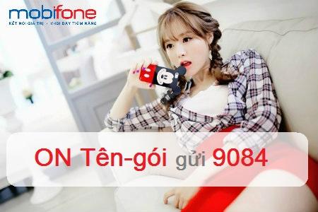 Hướng dẫn chi tiết cách đăng kí gói cước 3G Mobifone trọn gói