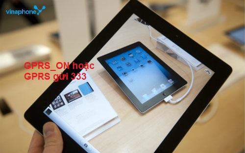 Hướng dẫn nhanh cách đăng ký 3G Vinaphone cho iPad
