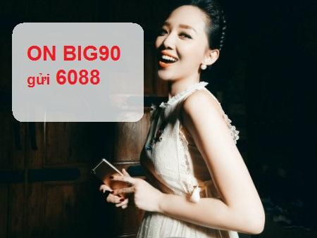 Hướng dẫn chi tiết cách đăng kí gói cước BIG90 Vinaphone