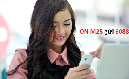 Hướng dẫn nhanh cách đăng kí gói cước 3G M50 Vinaphone