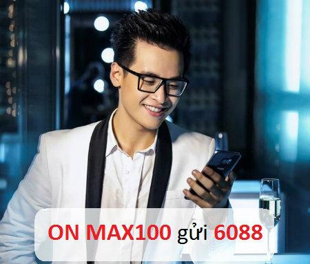 Hướng dẫn chi tiết cách đăng kí gói cước MAX100 Vinaphone