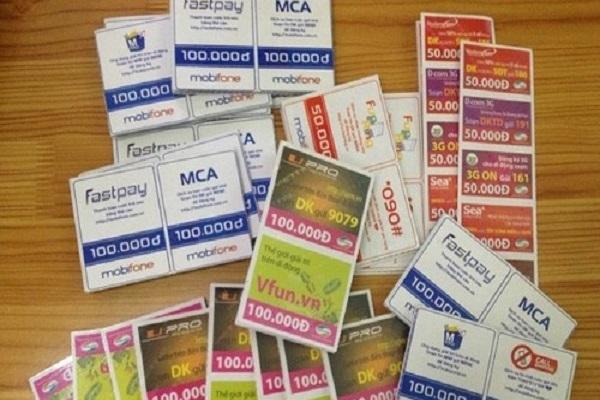Cách lấy lại mã số thẻ nạp và số seri thẻ cào Mobifone nhanh nhất