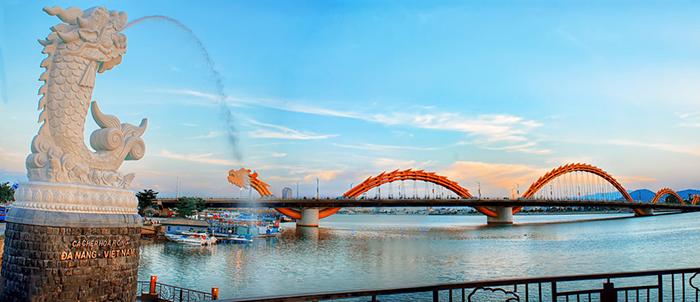 Đặt vé máy bay đi Đà Nẵng giá rẻ chỉ từ 140k