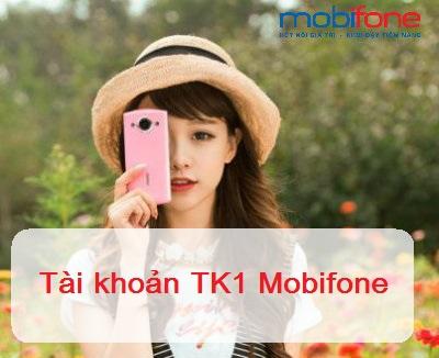 Hướng dẫn sử dụng tài khoản khuyến mãi TK1 Mobifone