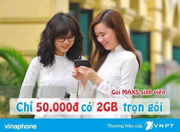 Hướng dẫn cách đăng kí gói 3G sinh viên Vinaphone – MAXS Vinaphone