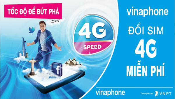 Những lợi ích khi thực hiện đổi sim 4G Vinaphone