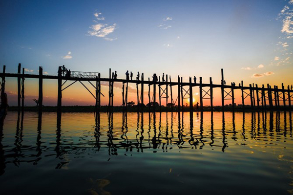 Đến Phú Yên ngắm cây cầu gỗ độc đáo nhất Việt Nam