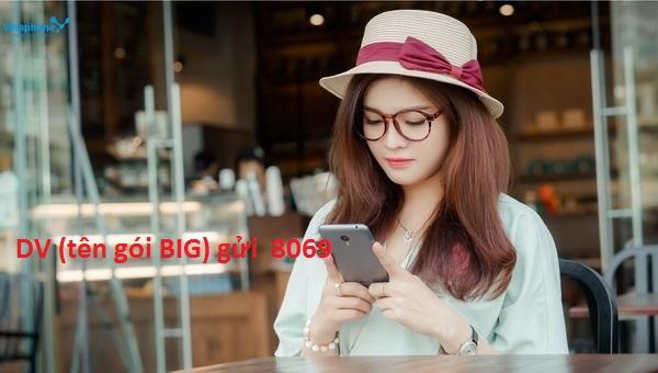 Bật mí các gói 3G BIG DATA Vinaphone với ưu đãi khủng