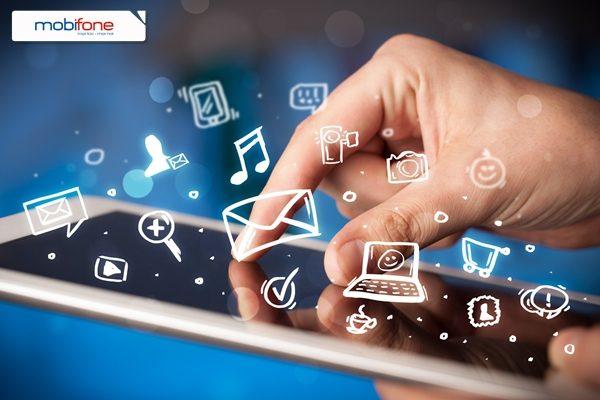 Mua thêm dung lượng data 4G Mobifone giá rẻ truy cập internet tốc độ cực cao