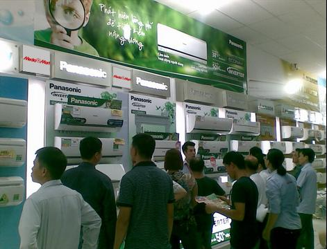 Nhân viên kinh doanh điều hòa tại Hà Nội
