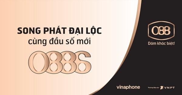 Vinaphone chính thức ra mắt sim Song phát Đại lộc 0886 vinaphone