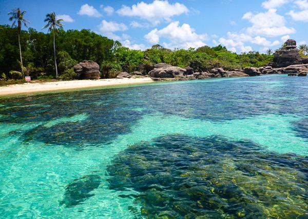 4 biển đảo mới nổi được săn lùng nhiều hiện nay