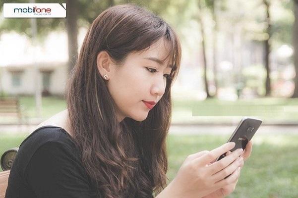 Hướng dẫn đăng ký gói data MAX của Mobifone truy cập mạng không giới hạn