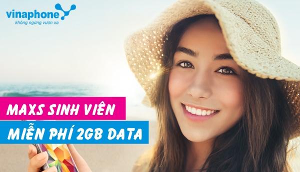 Nhà mạng vinaphone tăng gói cước 3G MAXS vinaphone lên đến 2GB