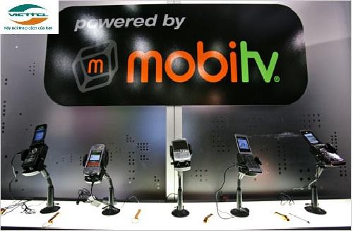 Hướng dẫn đăng ký dịch vụ MobiTV Viettel ưu đãi