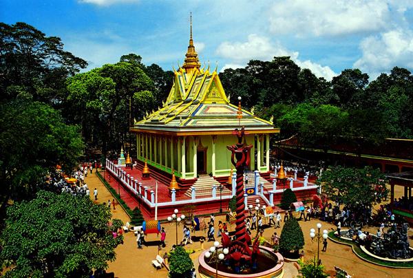 Top 10 địa điểm du lịch nổi tiếng Trà Vinh (P1)