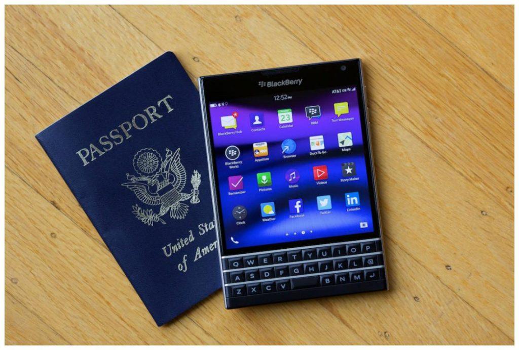 Hướng dẫn chi tiết cách bật/tắt 4G Viettel trên điện thoại Backberry Passport