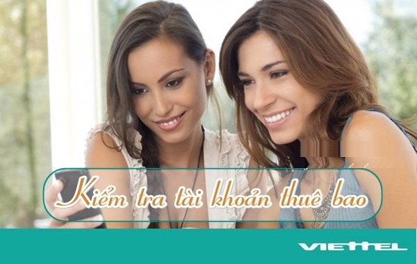 Hướng dẫn chi tiết cách kiểm tra tài khoản sim Viettel