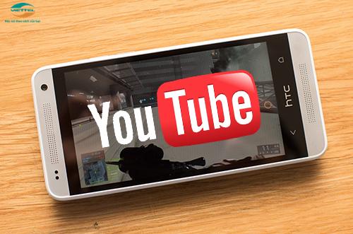 Hướng dẫn chi tiết cách đăng ký gói cước Youtube Viettel